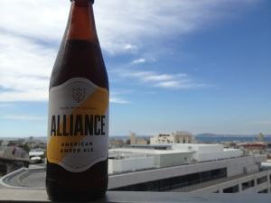 Alliance American Amber Ale