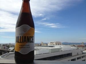Alliance American Amber Ale